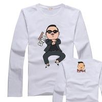 Мужская футболка China Brand Gangnam t 4 MT-0984