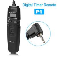 Потребительская электроника Timer Shutter Release Remote Control P1 LCD Screen For Panasonic DMC-DH1 DMC-FZ50 DMC-FZ50K FZ50S FZ30 DMC-GF1 GH1