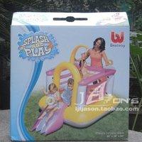 детские надувные игрушки небольшая Надувная кровать Экспресс замок надувной замок надувной батут отправить насосы