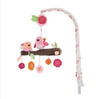 Детская погремушка Springtime Birdie Complete Sheet Bedding Musical Crib Mobile Baby Early Development Educational Animal Plush Toys