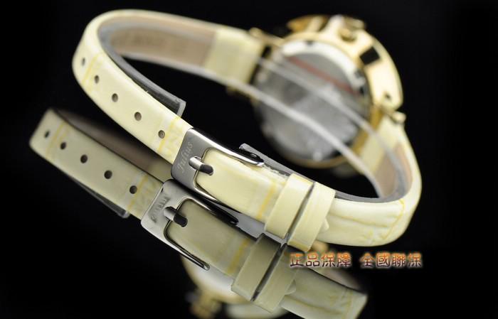 Lady Women's Watch Japan Quartz Hours Best Fashion Dress Bracelet Leather Shell Clock CZ Girl Birthday Gift Julius Box 598