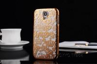 Чехол для для мобильных телефонов Hard Back Case Cover For Samsung Galaxy S4 Case I9500 Cover with Skull CASE