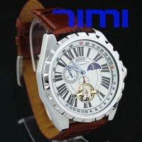 Наручные часы Big NO. Mens Tourbillion Automatic Mechanical Watch