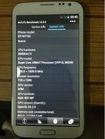 Мобильный телефон 1:1 galaxy note2 n7102 mtk6589 quad core gsm quad band IPS 5.5 touch screen 1280*720 unlock android smartphone cell phone