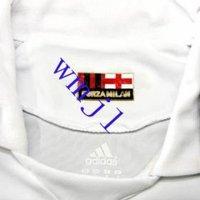 Программное обеспечение для ПК Top! 09-10 AC milan away white soccer and shorts 80 RONALDINHO