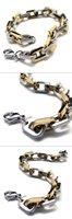 "Браслет из нержавеющей стали 316L Stainless Steel men's 8.25"" Bracelets 10015952"