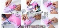 Инструменты для дизайна ногтей DIY 6pcs 398