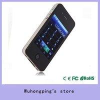 Мобильный телефон New MTK6252 F8 or TV i68 I9 4G Dual sim card cell phone, Polish and Russian language