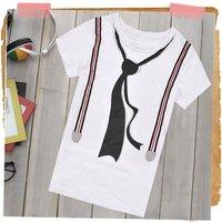 Футболка Kids Tshirt Fashion tshirt Boys shirts Kids Fashion Wear Boys Tops Summer T-shirts, Short Sleeve K0121