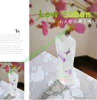 Ваза Hot sale flower vase 24pcs/lot
