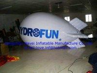 Рекламное надувное изделие PVC Helium Blimp