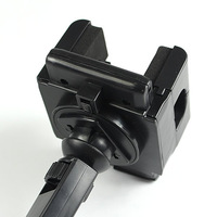 360 Rotation Motorcycle Holder Stand Mount Bracket For Mobile Phone PDA GPS MP4 Free Shipping