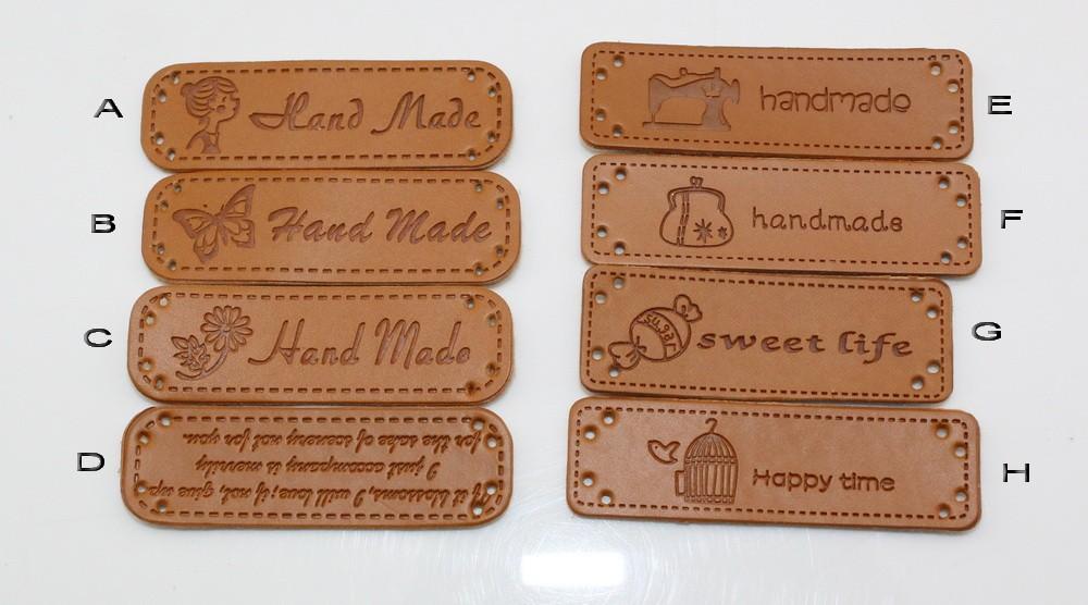 Бирки для handmade своими руками