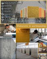 Сэндвич-панель LYRG  exterior roof insulation