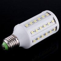 1080LM 200-230V 10W led bulb lam with 60 LED SMD E27 led lamp free shipping