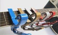 5 Colors Acoustic Electric Guitar Quick Change Trigger Capo Clamp Release Folk[030578]