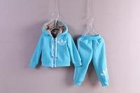 Комплект одежды для девочек 1set, suit 73-95cm.KD-0023-49, All cotton children suit children's cardigan + panty/baby sport suit/sports sets