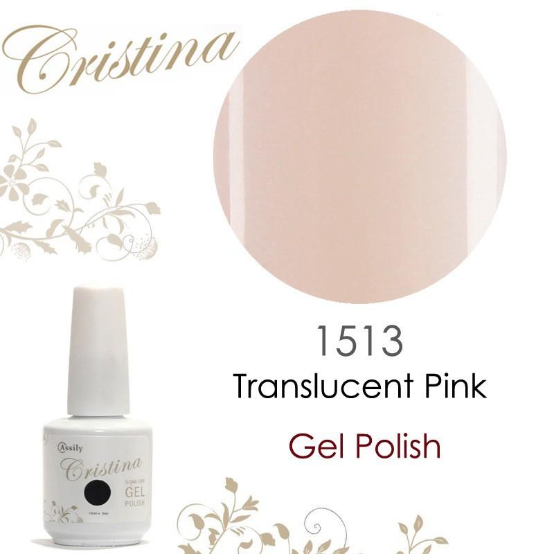 1513 Translucent Pink