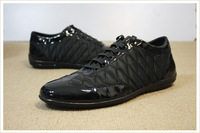 Мужские кроссовки classic fashion new style casual /sneaker sport shoes and mirror leather comfortable men shoes and leisure high-top boot