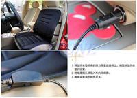 Чехлы для автокресел Car Heated Seat Cushion Cover Auto 12V Heat Heating Warmer Pad-winter Black