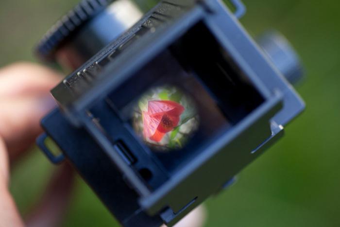Фотоаппарат своими руками стекло