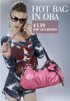 Сумка 2102! HOTSALE! Lady's Fashion Handbag 1PC PU material Classic Design Multicolour and retail R1