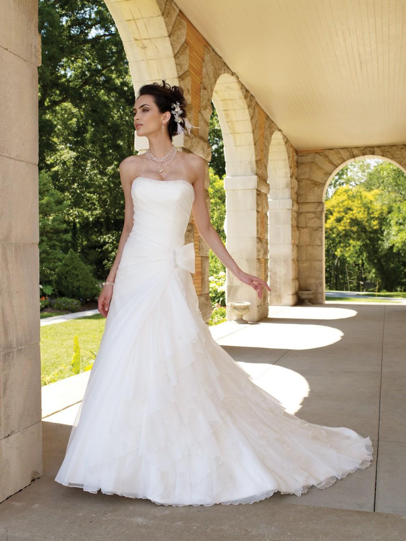 Свадебное платье напрокат с