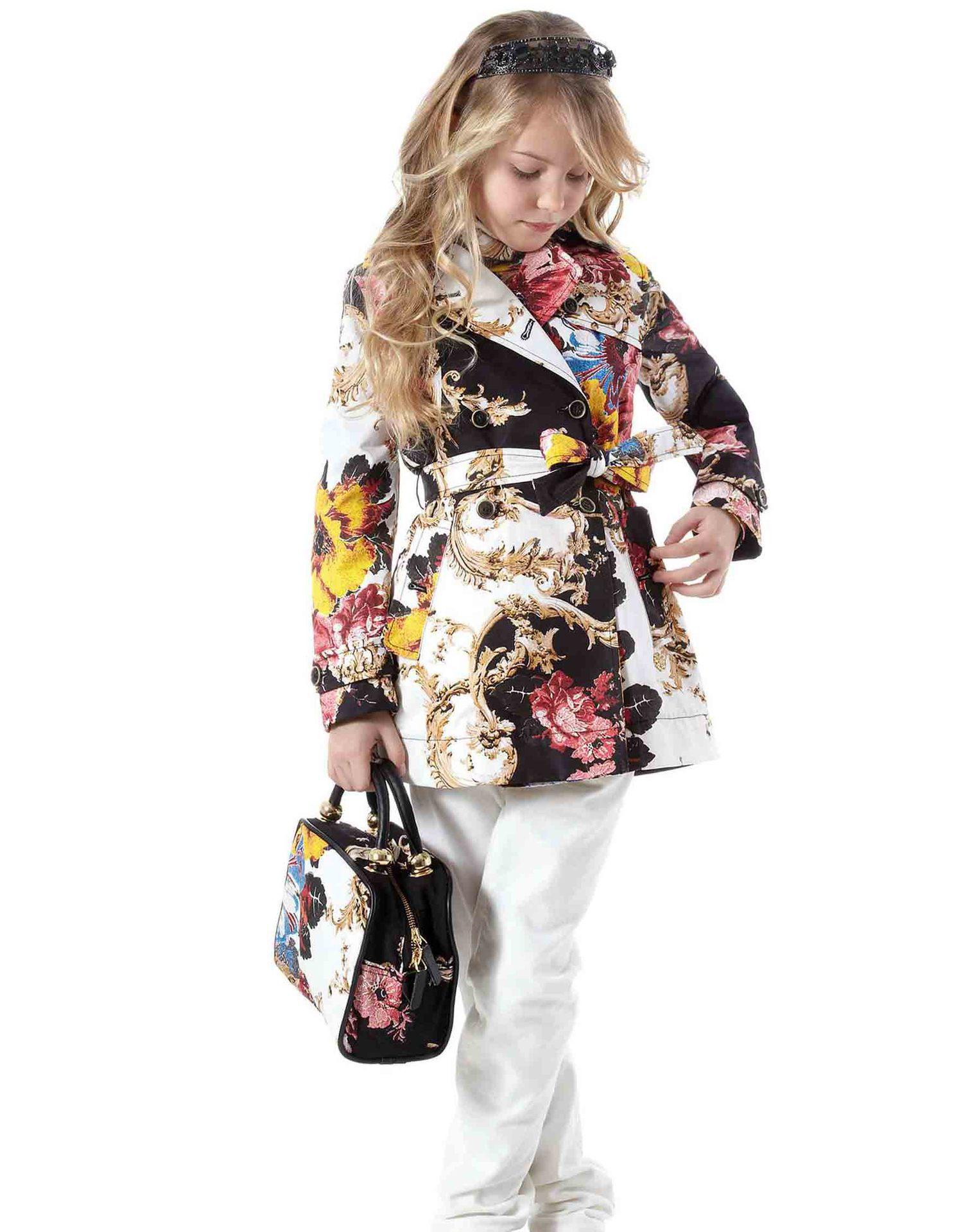 Модная Верхняя Одежда Для Детей