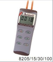 Датчик давления new 100% hot selling 15psi Manometer/Manometer/Digital Manometer 8215