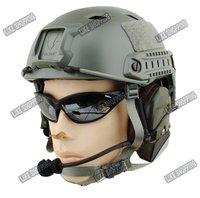 Защитный спортивный шлем airsoft Tactical fast base jump Helmet