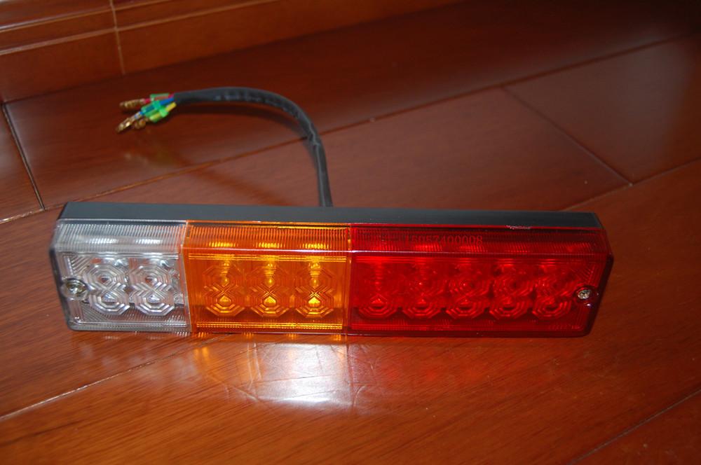 Задний фонарь из светодиодов фонарь для грузовик ходовые тормозной / обратный 18 вт пк и abs для джип для бездорожья