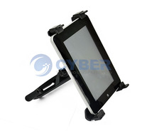 Cradle Bracket Clip Car Holder For Ipad For Tablet PC Black 4724