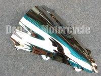 Ветровое стекло для мотоцикла YZF1000 R1 04 06 Windscreen Silver
