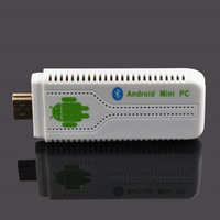 TV Stick Bluetooth UG007 RK3066 Dual Core Cortex A9 Smart TV Box Mini PC Android 4.1 1PC China Post TV Stick