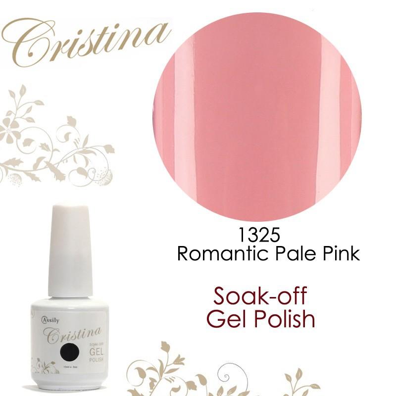 1325-Romantic Pale Pink