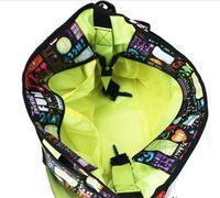 Сумка Diaper Bag mommy baby handbag High Five Print