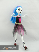 Hot sell! Monster High Lagoona Blue Fashion DIY Toy