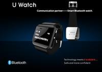 новейшие Рождественский подарок u смотреть s1 smart bluetooth часы телефон для iphone, android с подарочная упаковка