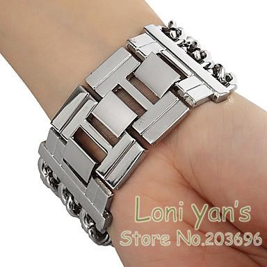 men-s-analog-quartz-white-face-silver-steel-band-bracelet-watch-silver_rnvvct1375667626331