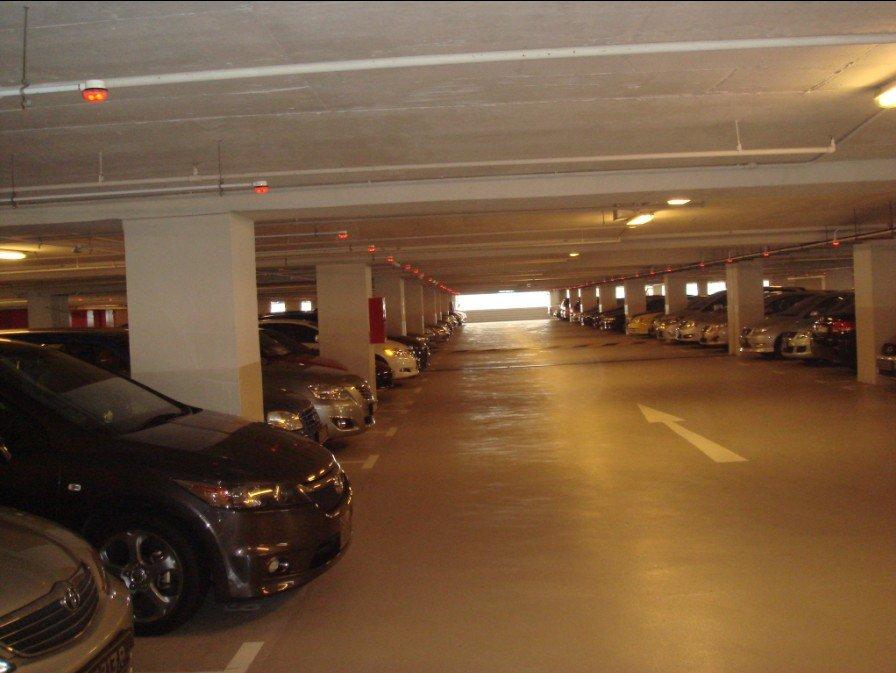 car park management system (system structure)