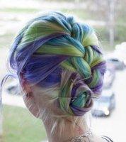 Пастель для волос 30set 24 /1sets ! Fencai