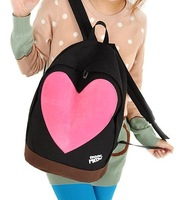 Рюкзак LOVE heart backpack fashion schoolbag Cute travelling bag