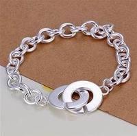 Серебряные браслеты и браслеты стерлинговое серебро 925 пробы smth112