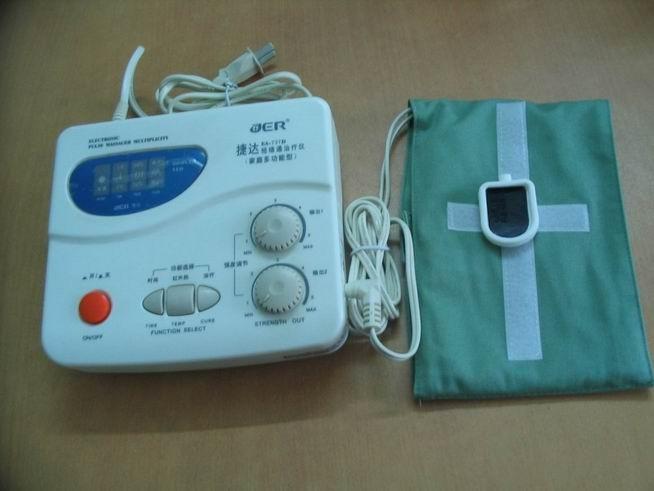 medicine introducing electrode