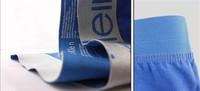 11pcs/много высококачественной мужской нижнее белье Трусы трусы хлопок белье человек нижнее белье шорты размер m l xl