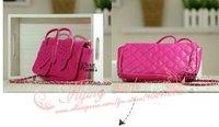 Кошелек Designer Butterfly bow-knot Clutch Purse wristlet evening bag Chain Bags wallet Handbag Shoulder HJ1234