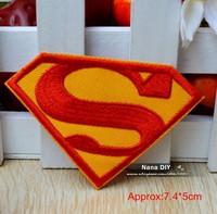 Заплатка для одежды 7.4 * 5 10pcs/lot N2013IP37