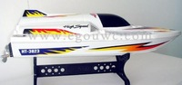 High simulation remote-controlled boats/remote speedboat/wireless remote control surfing speed boats