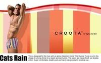 Мужские шорты Best selling! underwear men CROOTA Home Pants Cultivation Advanced Underwear for Men Cotton streak 1pcs