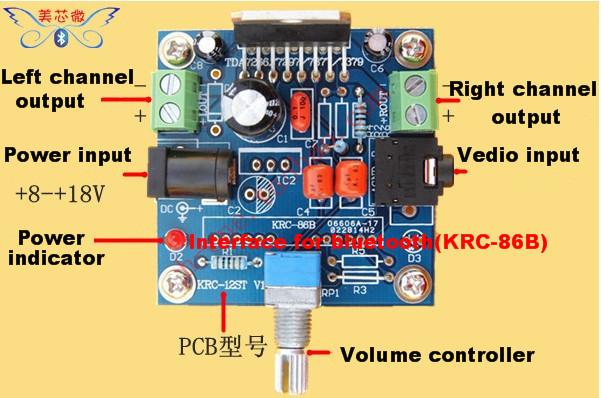 Image Result For Amplifier Tda Diya